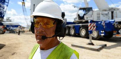 Rozwiązania komunikacyjne połączone z ochroną słuchu 3M Peltor