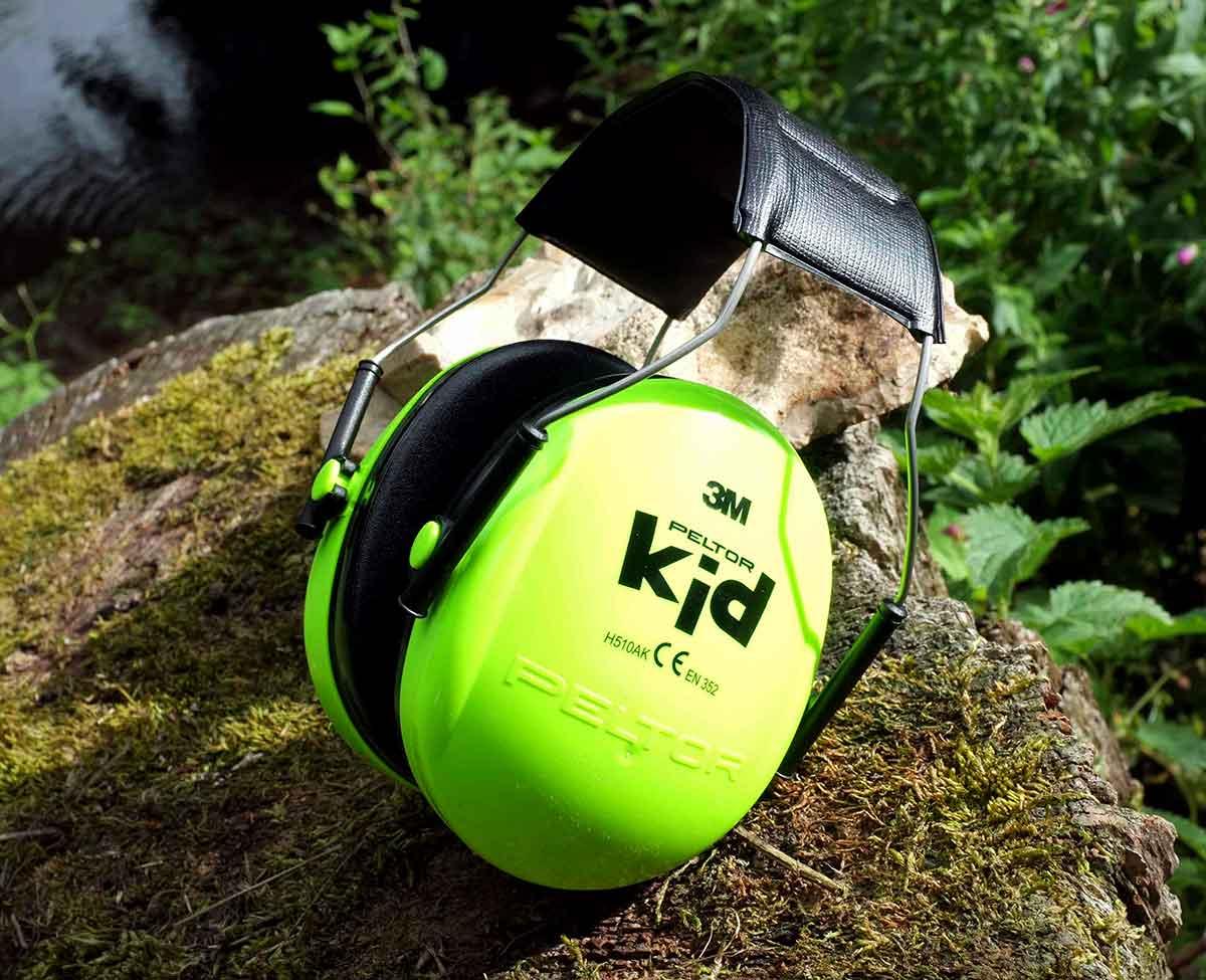 3M™ Peltor™ Kid - doskonała zabawa i skuteczna ochrona!