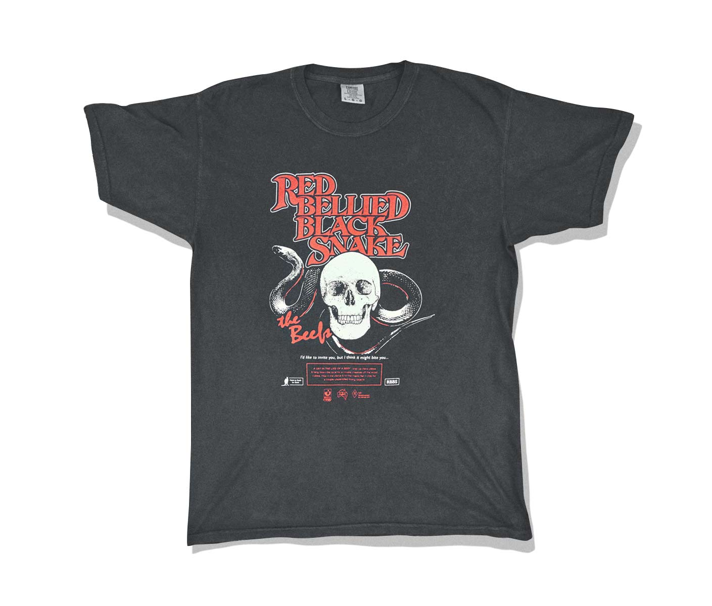 The Beefs Lock In Shirt