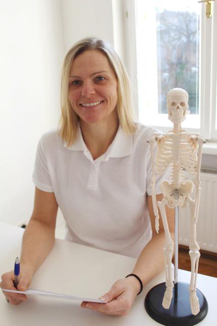 Petra Rattig-Gach Physiotherapeutin, Osteopathin