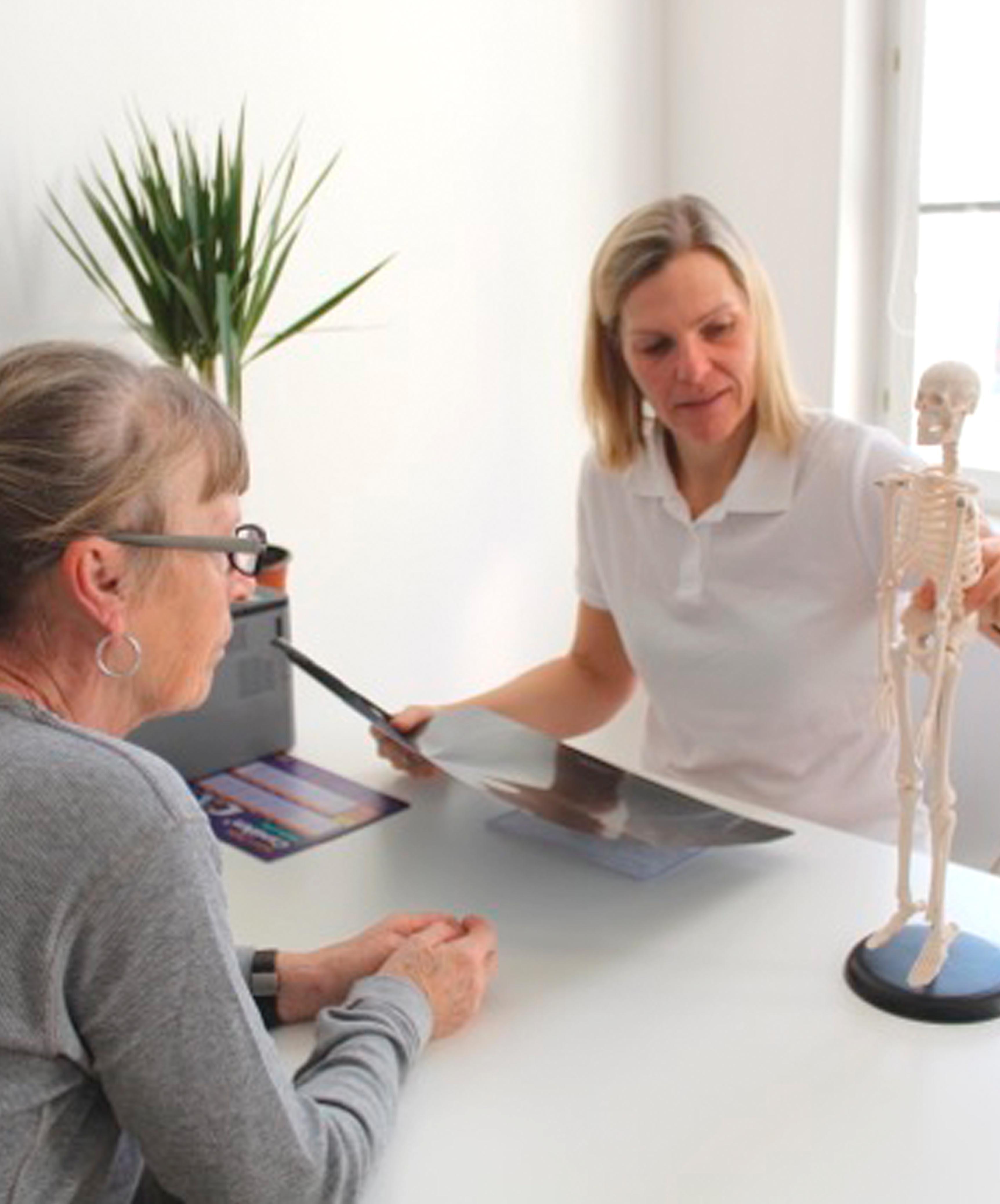 Petra Rattig-Gach Physiotherapie
