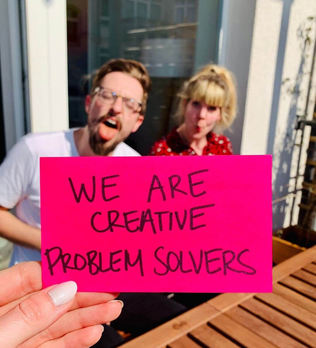 Design Sprint for creative problem-solving