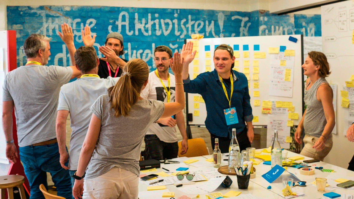 Set Expectations before Design Sprint