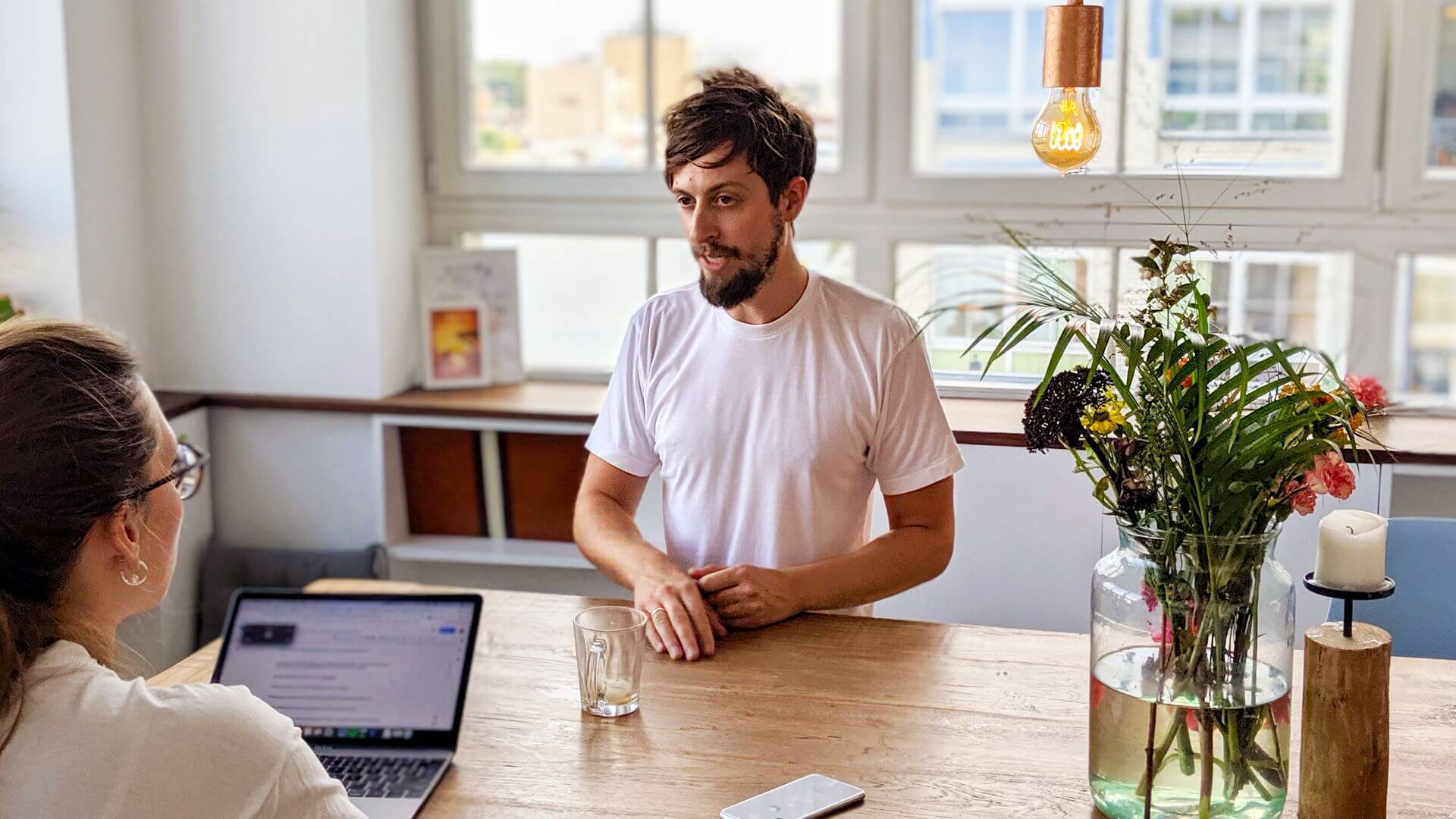 Jonathan Courtney on why running workshops is the next step in getting your promotion
