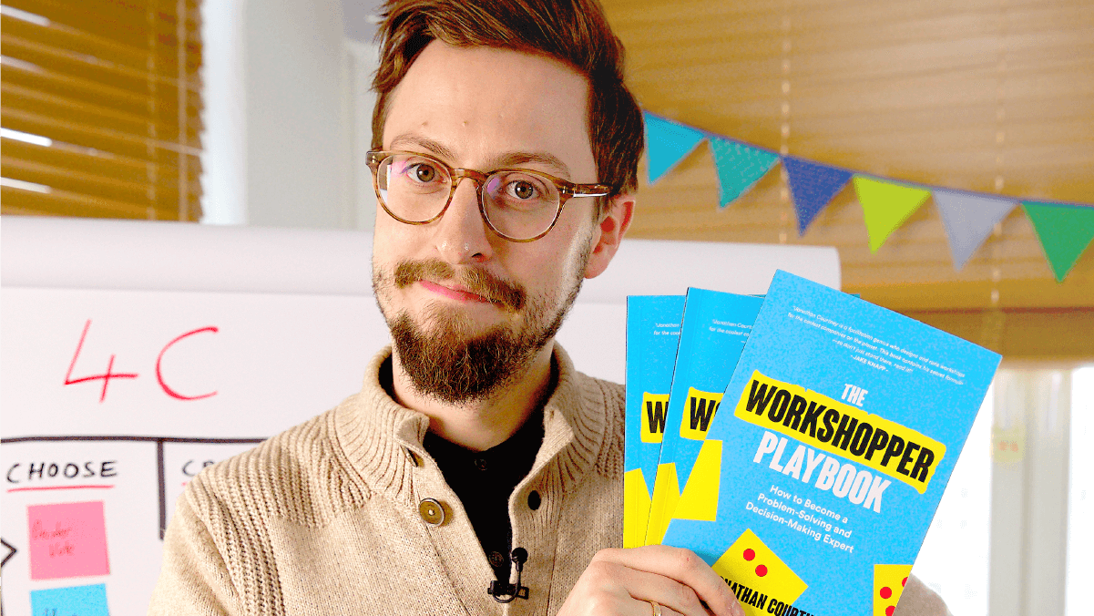 The Workshopper Playbook will teach you how to design and tun your own workshops