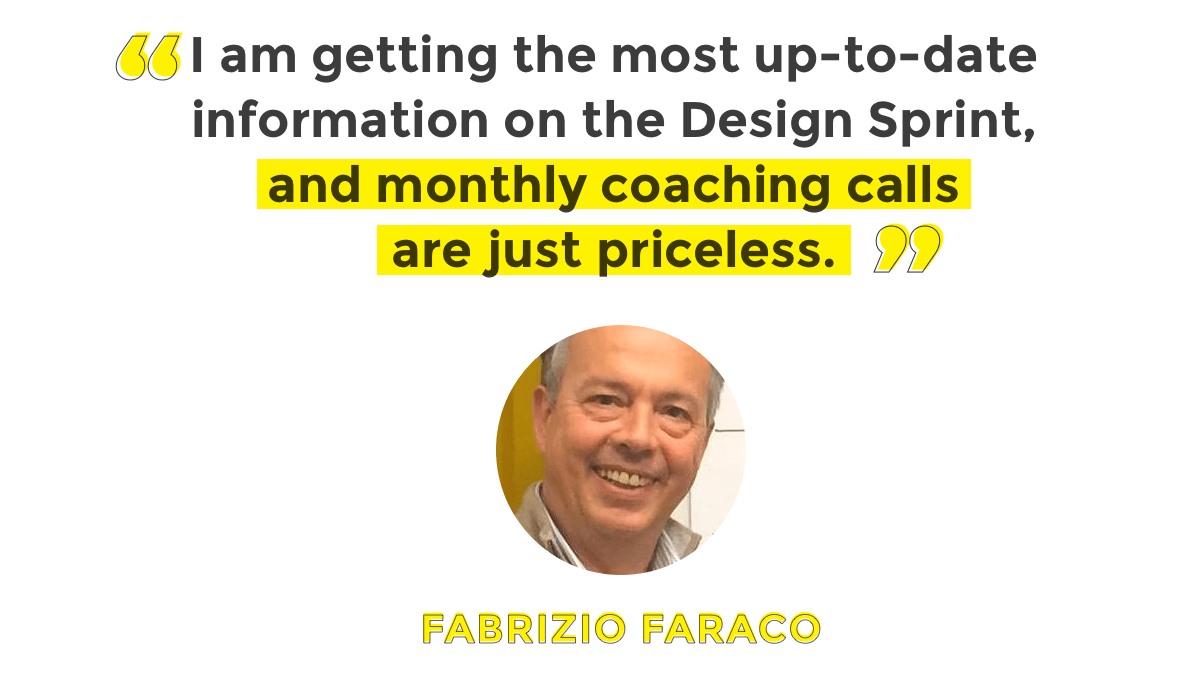 Design Sprint Masterclass has the most up-to-date information