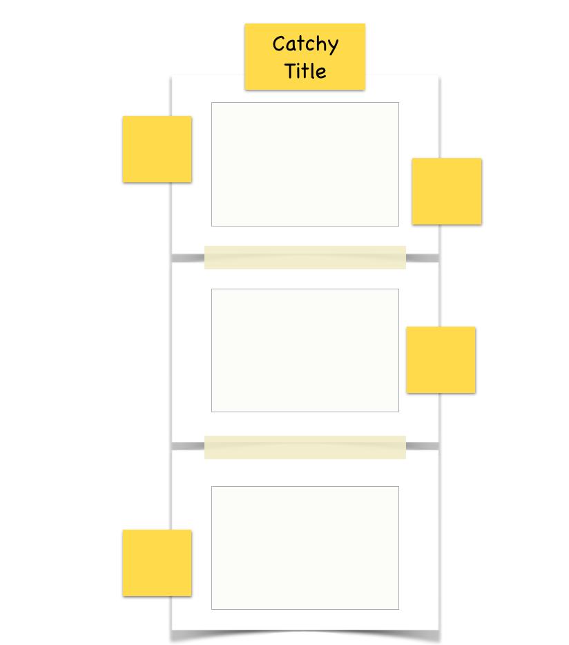 Concept Sketching Marketing Design Sprint