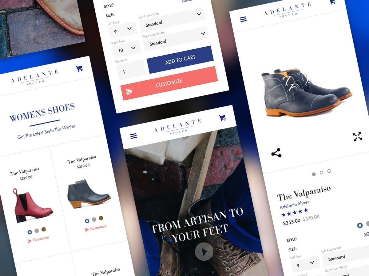 Adelante Shoe Inc.