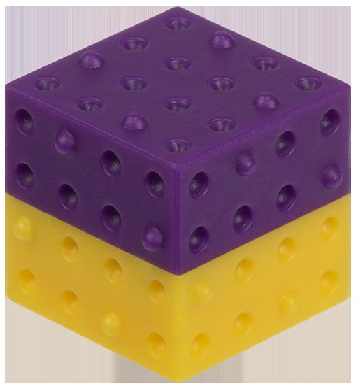 Purple-Yellow