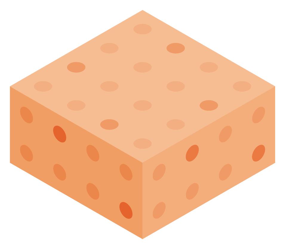 Sand Color Block Boxes