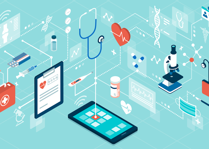 illustration_of_technology_and_healthcare_mobile_app