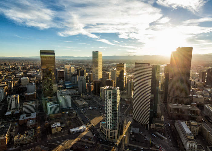 Image of the City of Denver