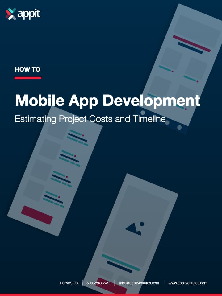 Mobile App Development eBook Front Cover