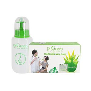 Bình rửa mũi Dr Green