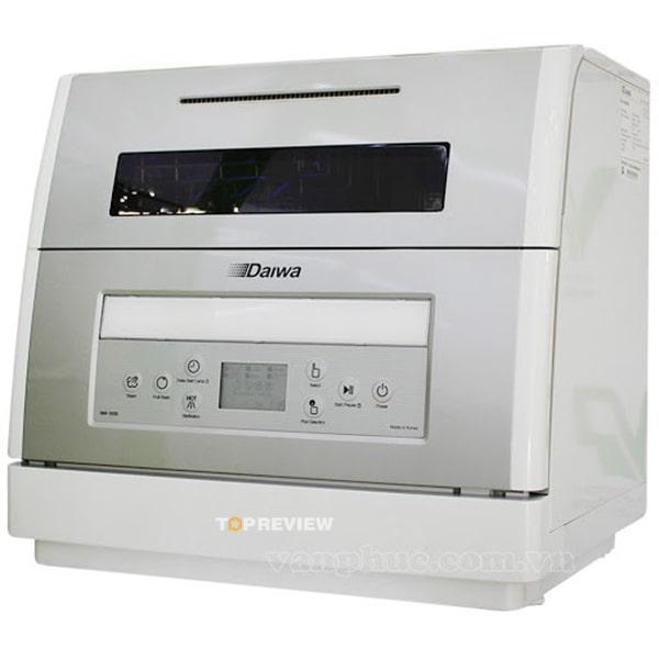 Daiwa là dòng máy rửa chén nổi tiếng đến từ Hàn Quốc