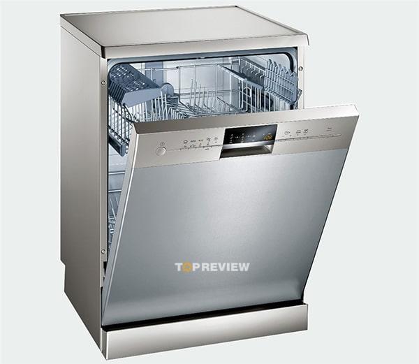 Cấu tạo thông minh của máy rửa bát