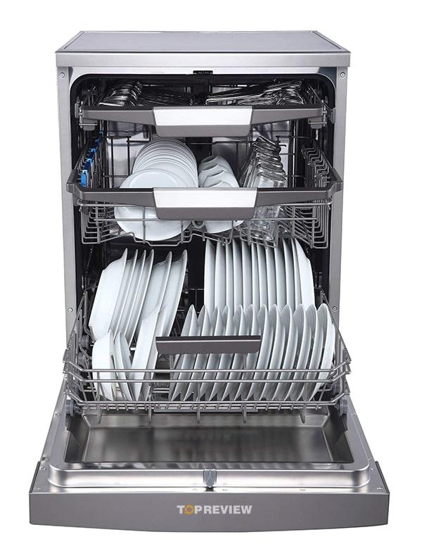 Những điểm vượt trội của máy rửa chén giúp cho mọi người được tận hưởng cuộc sống hiện đại