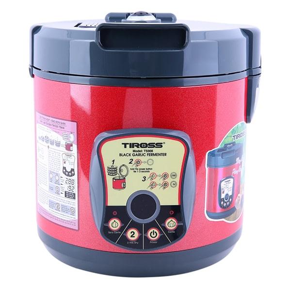 Dòng sản phẩm máy ủ tỏi đen nổi bật của thương hiệu khi Tiross với những ưu điểm vượt trội