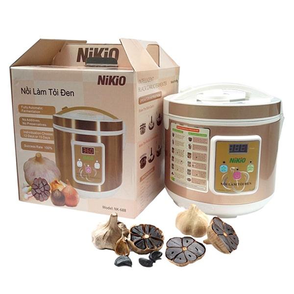 Máy ủ tỏi đen nikio là sản phẩm vượt trội đến từ Nhật Bản tích hợp công nghệ hiện đại bậc nhất hiện nay