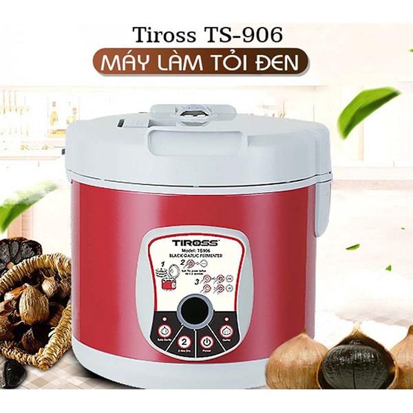 Tiross TS906 nổi bật với thiết kế và kiểu dáng sang trọng được nhiều người đánh giá cao
