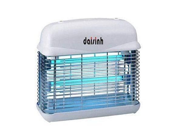 Nên sử dụng ít nhất 2 chiếc đèn bắt muỗi Đại Sinh trong không gian từ 50m2 trở lên cho hiệu quả tốt hơn