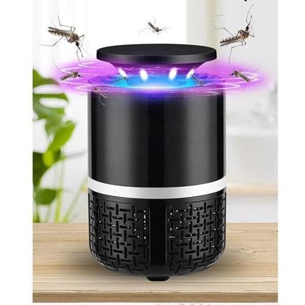 Sử dụng đèn bắt muỗi tiết kiệm điện để giảm thiểu chi phí điện năng