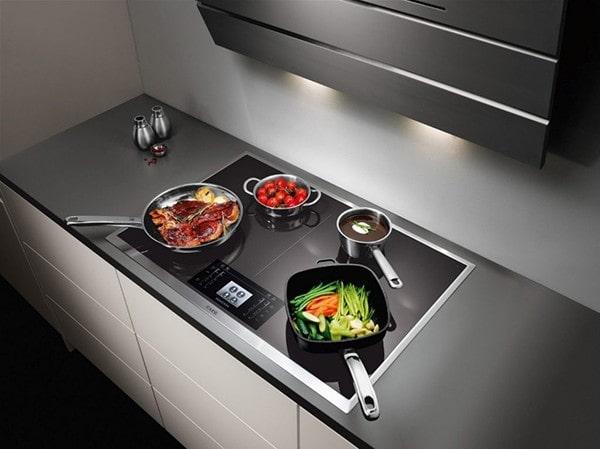 Các chức năng của bếp từ