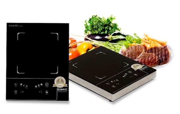 Bếp hồng ngoại giá rẻ Sanko SI-718S