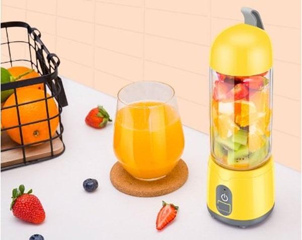 Bảo toàn lượng vitamin có sẵn trong hoa quả
