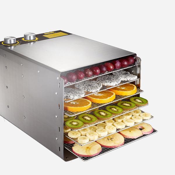 Nên mua máy sấy hoa quả loại nào tốt ?