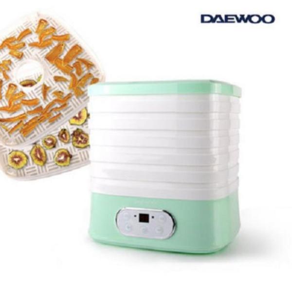 Máy sấy hoa quả Daewoo DEQ-D550E