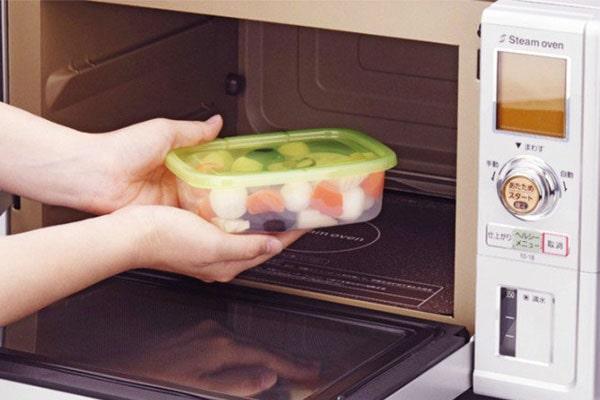 Hâm nóng thức ăn nhanh chóng