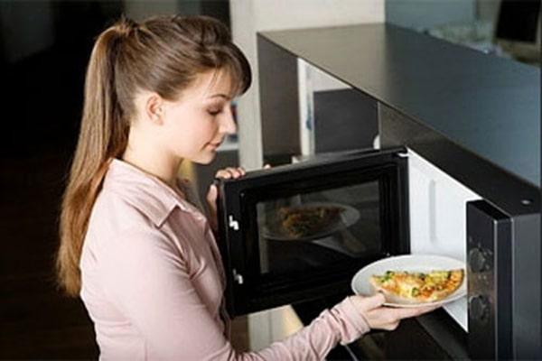 Chức năng nấu theo thực đơn sẵn có