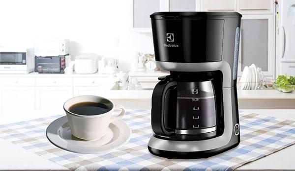 Máy pha cà phê hãng Electrolux