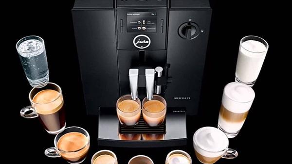 Máy pha cà phê thương hiệu Jura