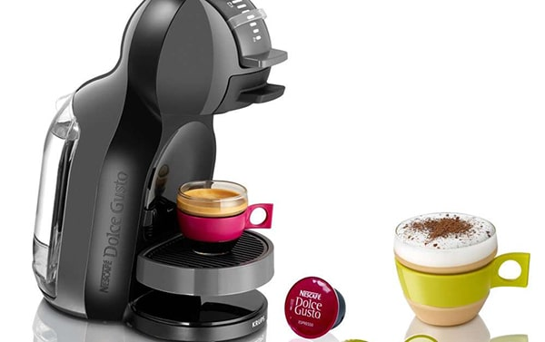 Máy pha cà phê viên nén