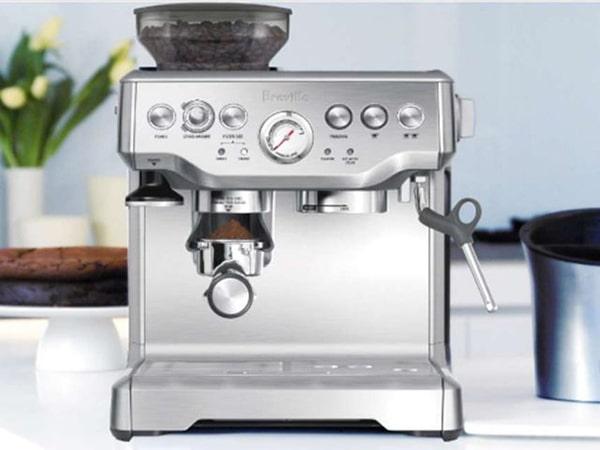 Máy pha cà phê giúp tiết kiệm nhiên liệu