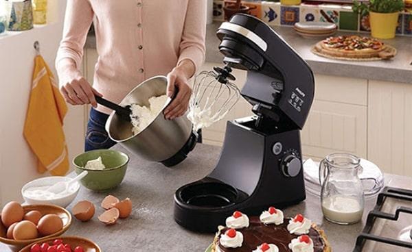 Máy đánh trứng để bàn Philips HR7920