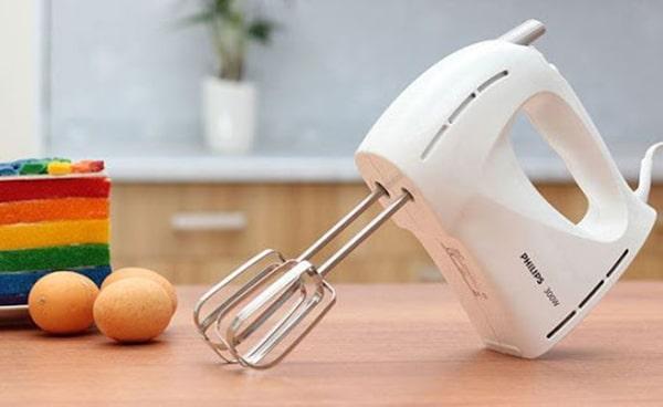 Các tốc độ của máy đánh trứng