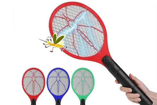 Sắm vợt muỗi bảo vệ sức khỏe cho mọi người