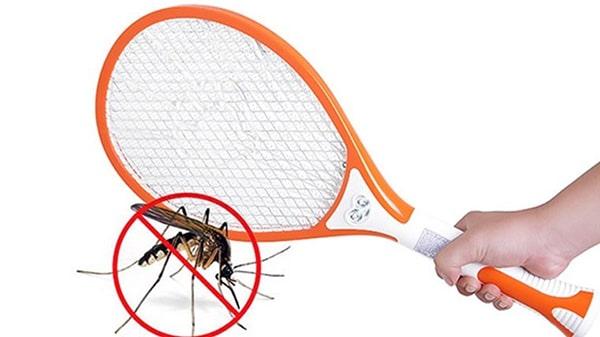 Chọn vợt muỗi từ chất liệu cao cấp