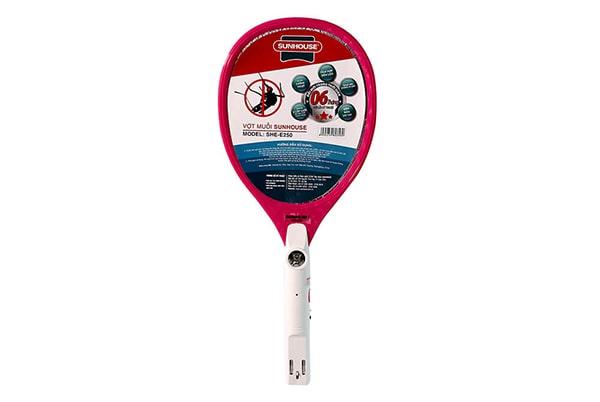 Vợt muỗi Sunhouse SHE-E250