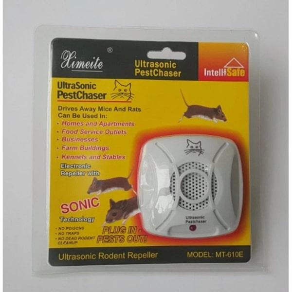 Thiết bị đuổi chuột bằng sóng siêu âm UltraSonic PestChaser