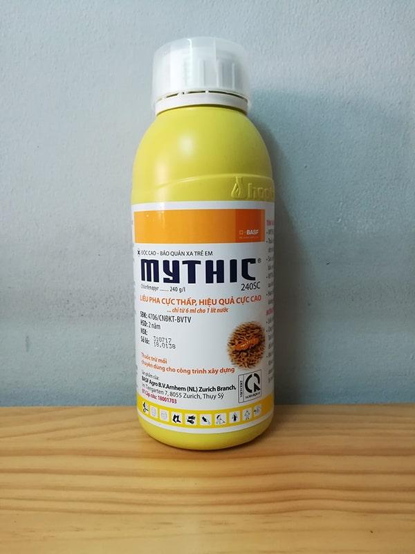 Diệt mối bằng thuốc Mythic 240SC