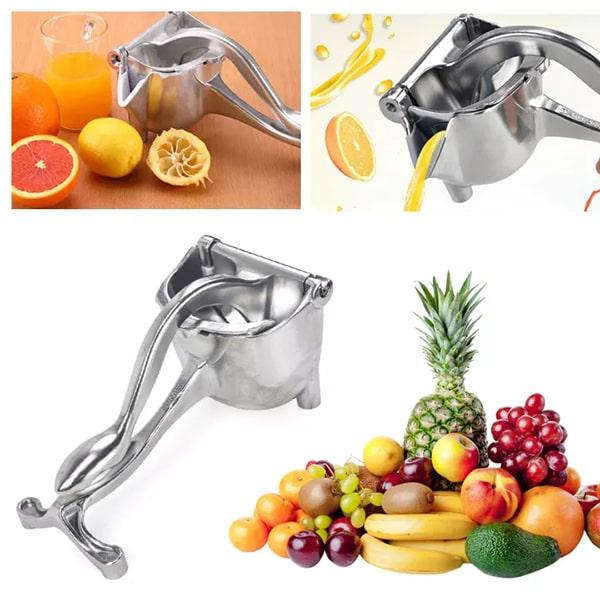 Bạn biết gì về máy ép trái cây bằng tay ?