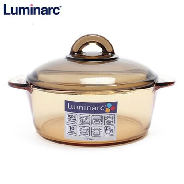 Nồi thủy tinh thương hiệu Luminarc