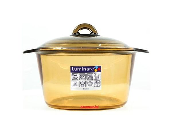 Nồi Luminarc Vitro Blooming Amberline 3L