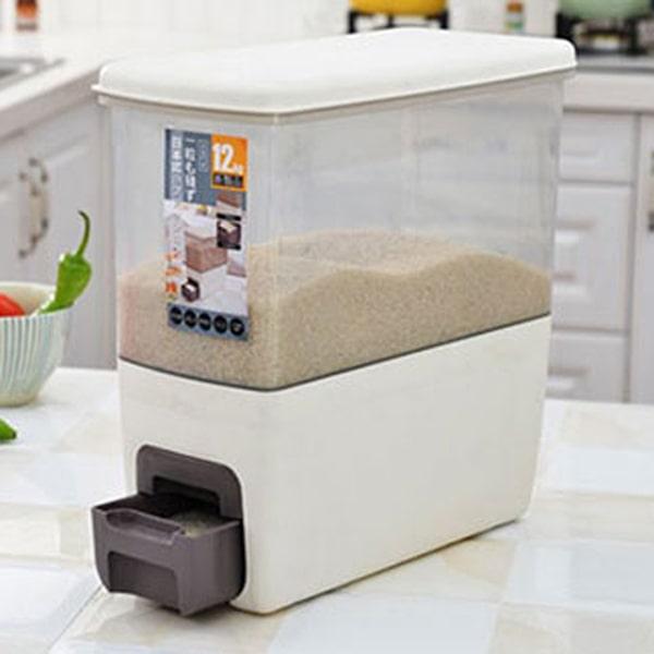 Thùng đựng gạo thông minh là gì ?
