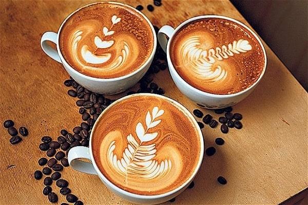 Vòi rót là yếu tố quan trọng tạo những ly Latte nghệ thuật