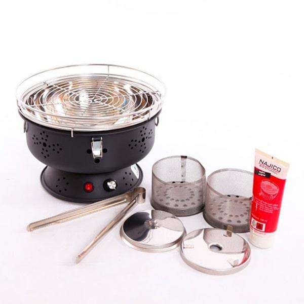 Bếp nướng than hoa NAJICO BN300 Đen